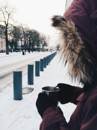 Oslo Winter Exploring Scandinavia Tea EyeEm Best Shots Snow Love Holiday Holidays