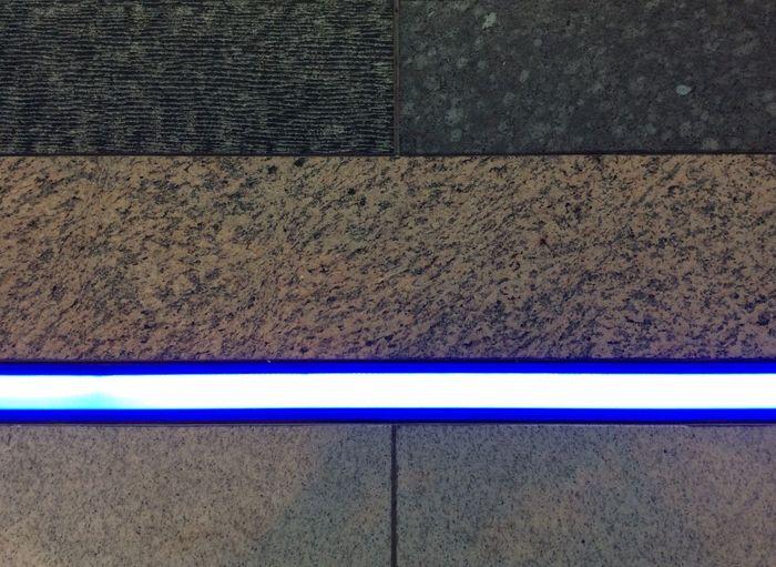 Floor lighting Stone blue white light Stone Textures Masonry Hong Kong