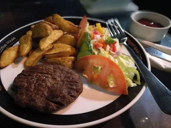 dinner for