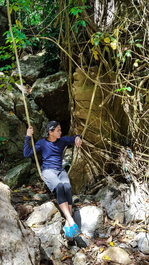 Nature Adventure SiraoPeak CebuCityPhilippines Bisaya Bisayatraveler Cebunature Cebu Budlaan Falls Cebutrekker Pilipinas Traveller Tree Swing