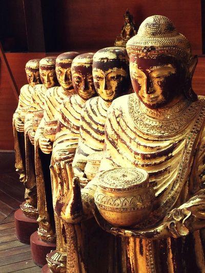 Relaxing Nepalgarten Wiesent EyeEm Nature Lover IPhoneography Hello World Buddha Statue Buddhist Temple Buddha