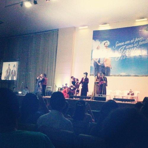 Jeová Nissi ministério tremendo... Artigo121 Teatro Missões Amoraoproximo Jesus logos noiteboa