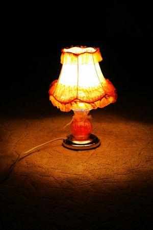 Night Nightphotography Lamp
