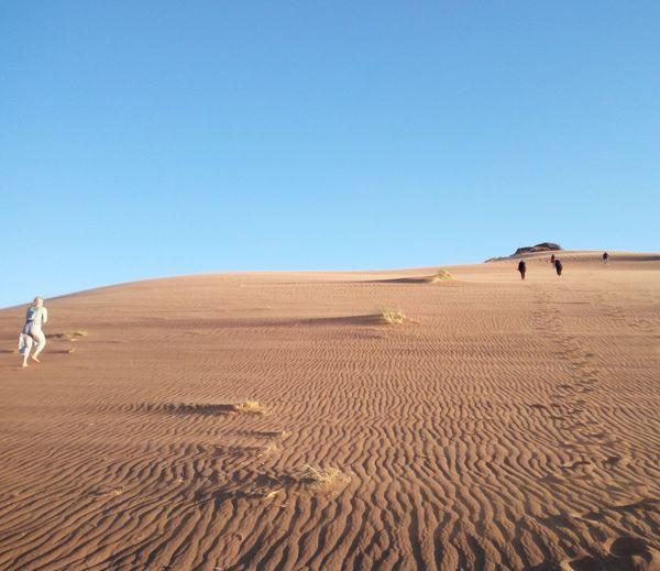Escursione deserto del sahara, zagora, marocco