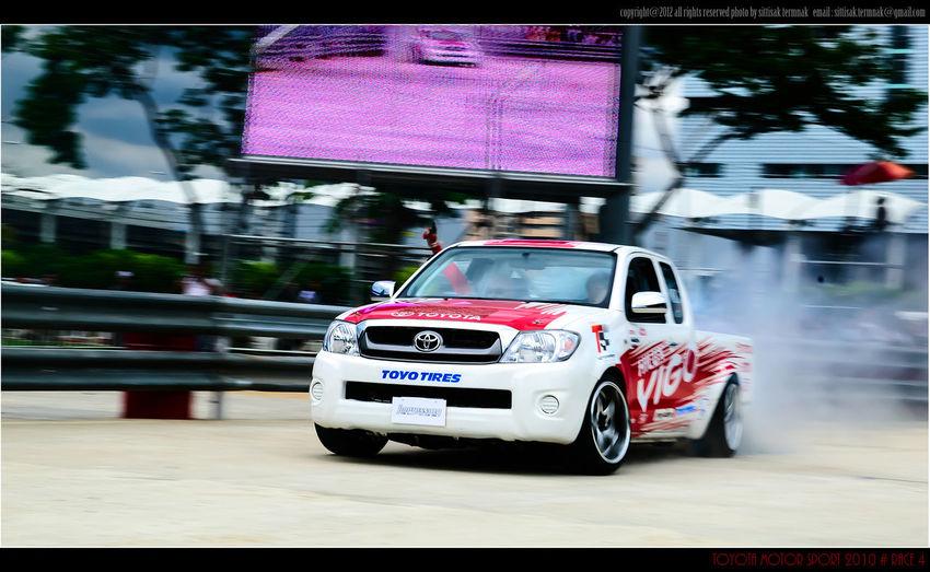 TOTOTA Motor Sport @ Thailand. Movement Motorsport Time For A Race Thailand_allshots