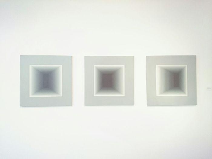 Art Minimalism Frame WhiteCollection Museum Of Modern Art Interesting Pieces Hipnotist