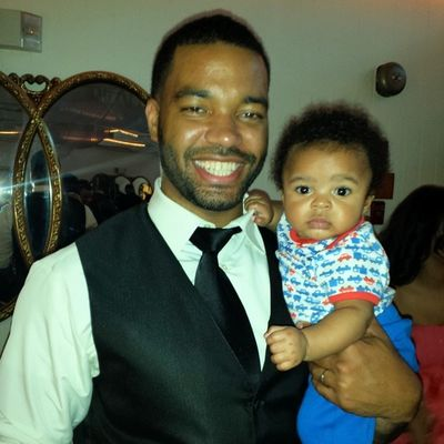 Kaiden with his uncle @butlerboss