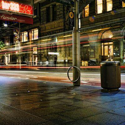 Sony Nex Nex5n Skopar 21mm sydney sydneycbd longshutter night nightphotography