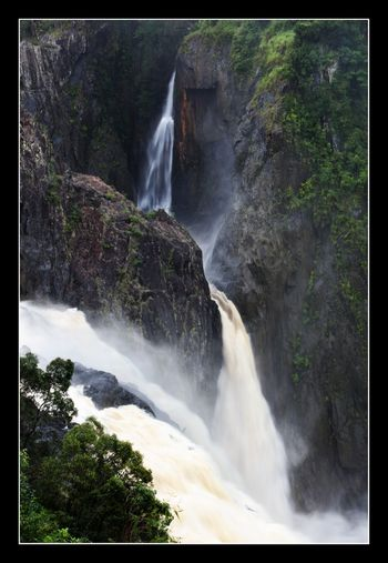 Wet Season Barron Falls, Din Din Kuranda, Nth Qld, Australi DIN DIN Beauty In Nature Nature No People Outdoors Power In Nature Scenics Water Waterfall