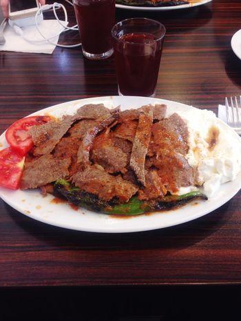 Mealtime Iskenderkebap Iskender Kabab Bursa