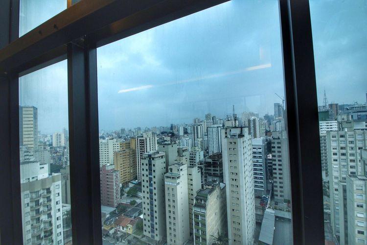 Feira Fotografar 2016 Canon 10-18mm City Window Cityscapes Sao Paulo - Brazil