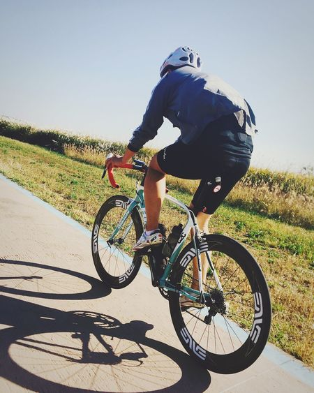 First Eyeem Photo Bicycle Bianchi Rapha
