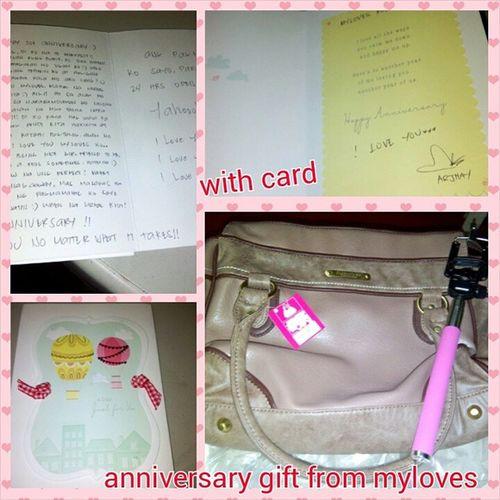AnniversaryGift 1styear MyLoves Iloveyou Thankyou @emotero28
