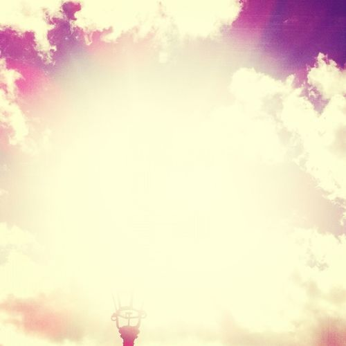 Blinded By Sunshine