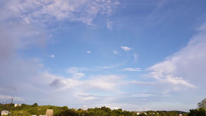 Cloud Formations Clouds And Sky Landscape No Edit/no Filter St.Croix, US Virgin Islands