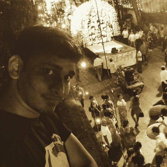 Puja Dashmi MadDance Longwalk Fun PujaBlast Goodtobeback