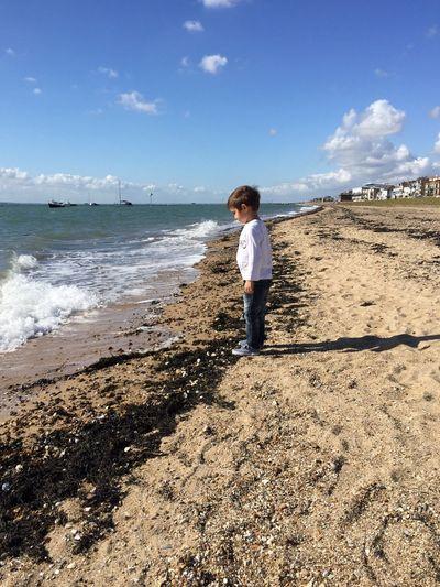 IPS2016People Seaside Southend On Sea My Son Northsea The KIOMI Collection
