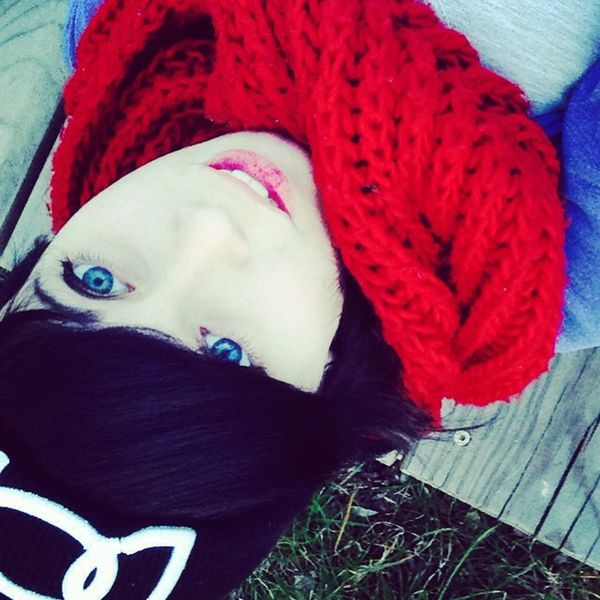 Blue Eyes Black Hair Hanging Out Deutschland Emo Scene Germany That's Me Pastel Goth Love