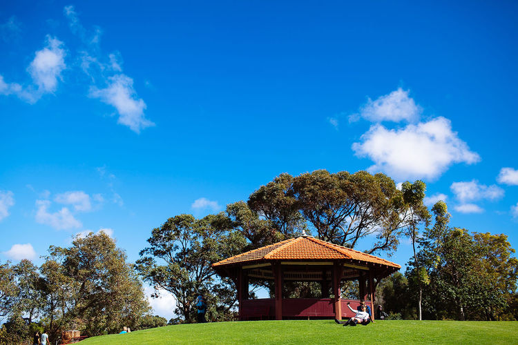 Kings Park And