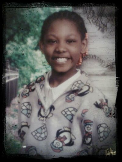 Me When I Was 8 Or 9
