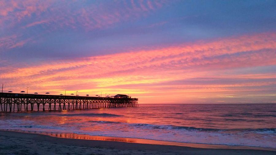 ♡ Myrtle Beach, South Carolina ♡ EyeEm Best Shots Sun_collection Sky Collection SkyCandy Capture The Moment