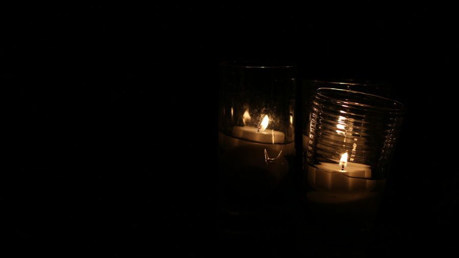 Candle.I fire