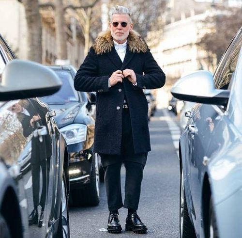 Nick Wooster Paris Fashion Week EyeEm Fashion  Designer Clothes