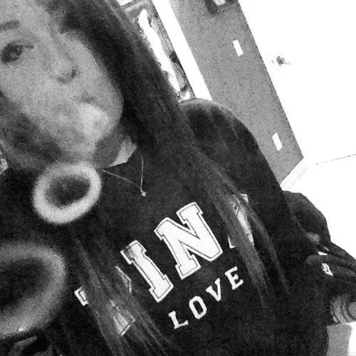 SmokeSmoke Tricks Girl Enjoying Life