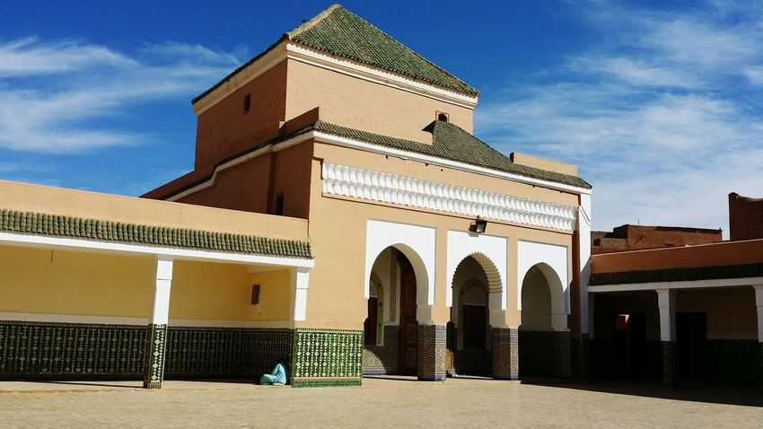 Morocco Maroc Mosque Architecture Mosque EyeEm Selects Architecture Built Structure Building Exterior Travel Destinations Sky History The Past Arch City Travel Façade
