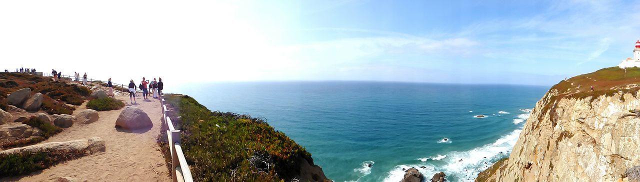 Walking around and taking photos.. Cabo Da Roca Sea And Sky Photography Walking Around EyeEm Nature Lover EyeEm Gallery EyeEm Best Shots - Nature Eye4photography