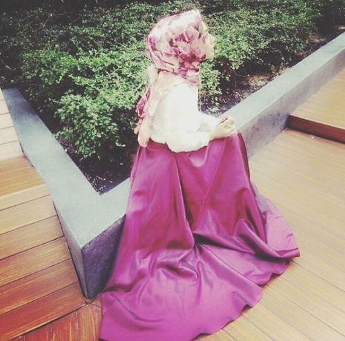 beauty around you Hijabstyle  Muslimahtoday Outfit #OOTD