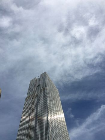 Architecture Building Exterior Built Structure City Cloud - Sky Day Low Angle View Modern No People Outdoors Sky Skyscraper Tall - High Travel Destinations