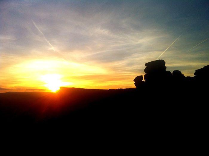 Sunset skyporn