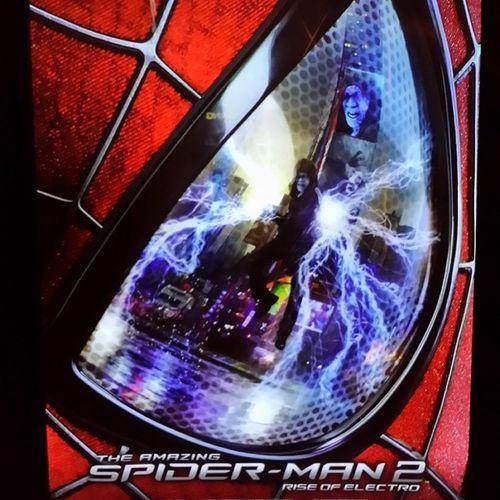 Spider-Man ฟิ้ว ๆ ๆ