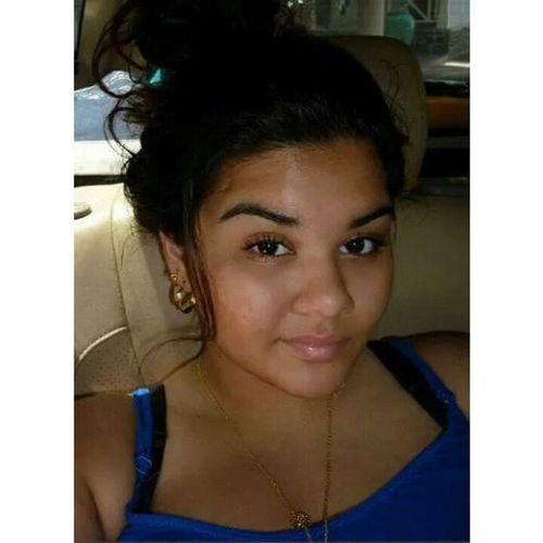 💜 July2014 Carselfie Selfie Bun cute notreally