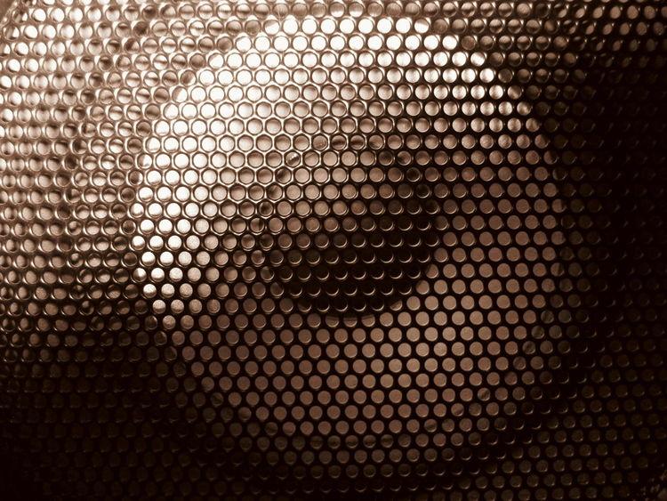 Close Up EyeEm Best Shots EyeEm Macro Eyeem Monochrome EyeEm Sepia_Collection Lautsprecher Macro Macro Beauty Macro Photography Macro_collection Macrophotography Makro Makro Photography Makro_collection Monochrome Music No People Pattern Sepia Speaker Speakers Pattern Pieces