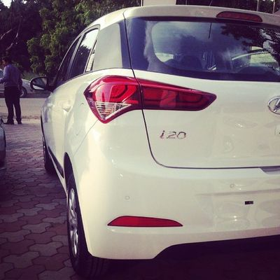 The New I20 Is soooohot ?