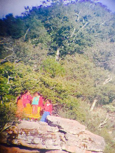 Miles Away Tarahumaras Chihuahua Sierra Telescope Miles Away