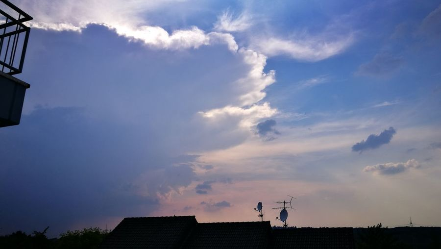 Sky Storm Cloud