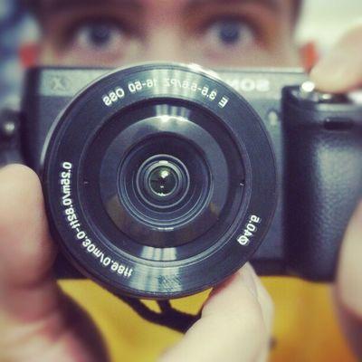 Новая игрушка Camera Sony Nex6 Toy purchase view lens home