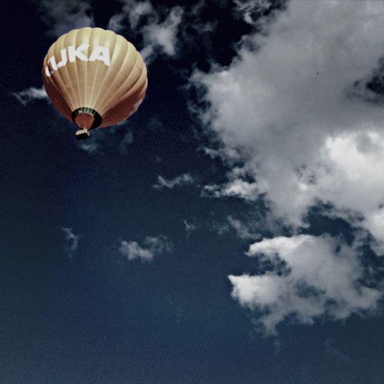 Goodbye World Hallo Sky Hanging Out Flying