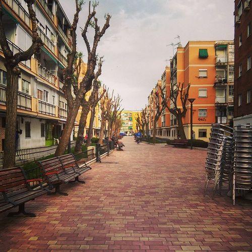 Calle. Batalla de trafalgar...Leganés Madrid