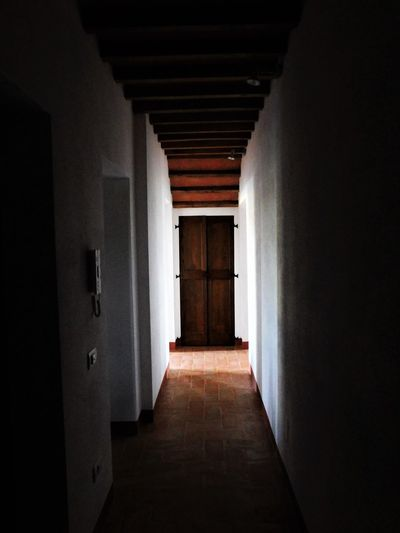 Path Rustic Architecture Built Structure Corridor Day Door Illuminated Indoors  No People The Way Forward Tunnel Tunnel Vision