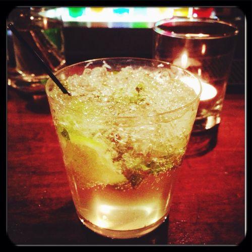 Hello World Last Night Mojito My Bar