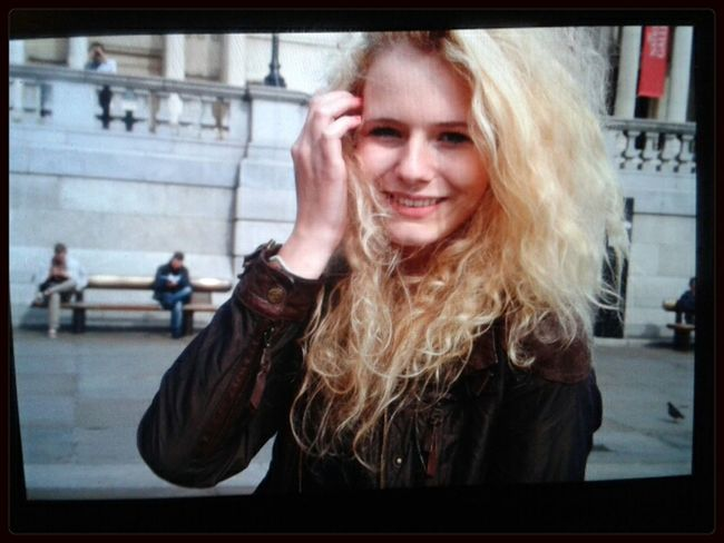 London Girl Photography Smile Nice day !!