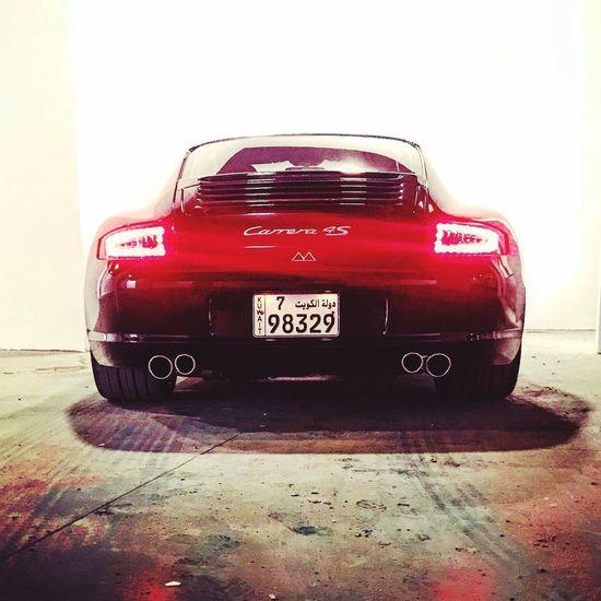 Porsche Car Carrera4s Done That.