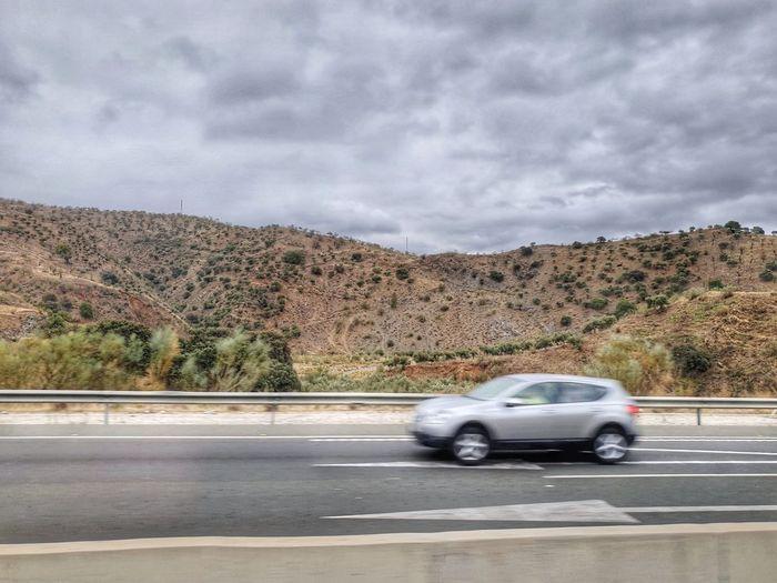 Andalucia road