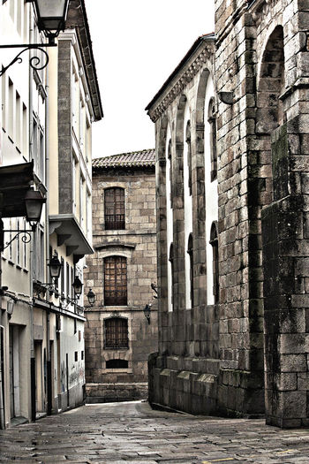Architecture Building Exterior Built Structure City Life Ciudad Coruña Galicia Sain Day Galicia, Spain Historical Building Historical Monuments History No People Outdoors Stone Material Art Is Everywhere EyeEmNewHere The Street Photographer - 2017 EyeEm Awards The Architect - 2017 EyeEm Awards Live For The Story