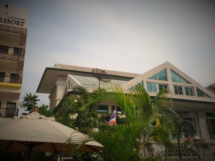 Architecture Building Building Exterior Built Structure Day Exterior No People Outdoors Residential Building Residential Structure Riverside Of ChaoPhraya River, Sky Villa,