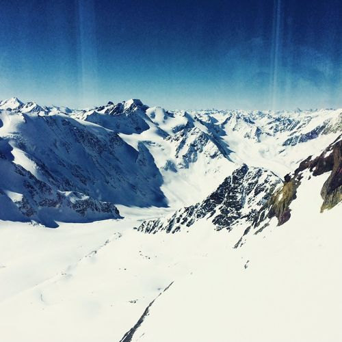 Pitztaler Gletscher winter 2015 spent great times there Hanging Out Skiing Snow Snowboarding Hello World Clear Sky this is what I want, this is place where I want to be
